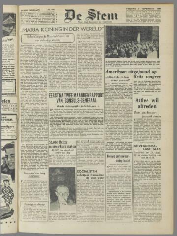 de Stem 1947-09-05