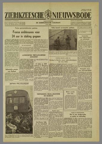 Zierikzeesche Nieuwsbode 1960-06-10
