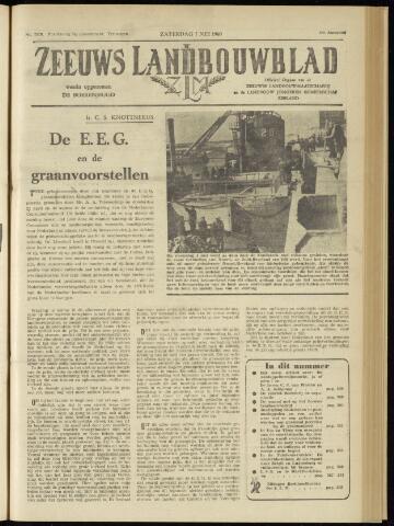 Zeeuwsch landbouwblad ... ZLM land- en tuinbouwblad 1960-05-07