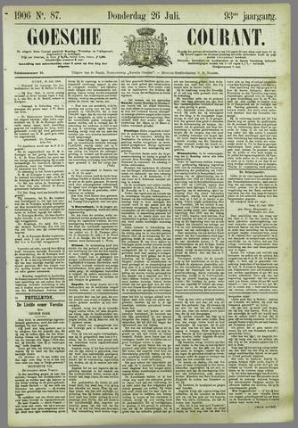 Goessche Courant 1906-07-26