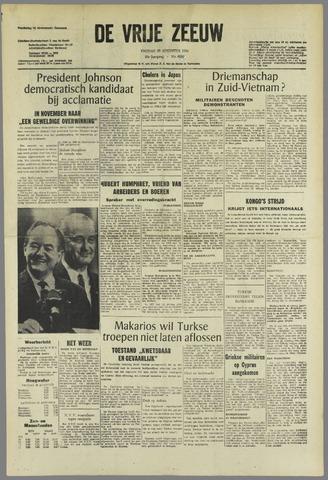 de Vrije Zeeuw 1964-08-28