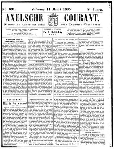 Axelsche Courant 1893-03-11