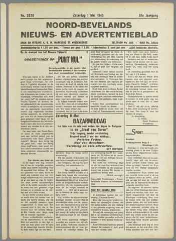 Noord-Bevelands Nieuws- en advertentieblad 1948-05-01