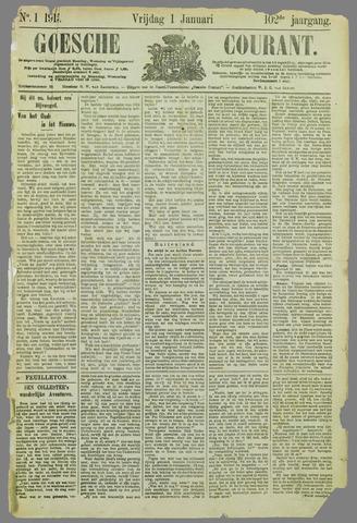 Goessche Courant 1915