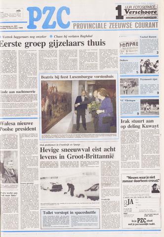 Provinciale Zeeuwse Courant 1990-12-10