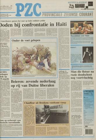 Provinciale Zeeuwse Courant 1994-09-26
