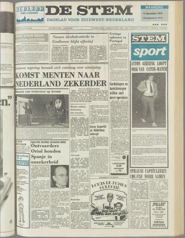 de Stem 1976-12-13