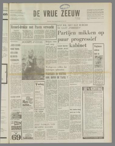 de Vrije Zeeuw 1973-03-29