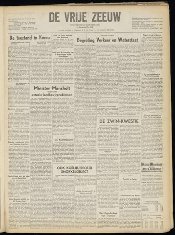 de Vrije Zeeuw 1950-12-21