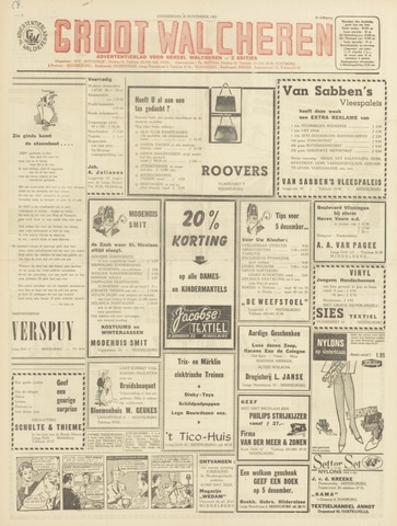 Groot Walcheren 1963-11-28