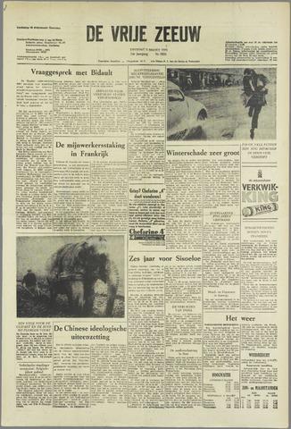de Vrije Zeeuw 1963-03-05