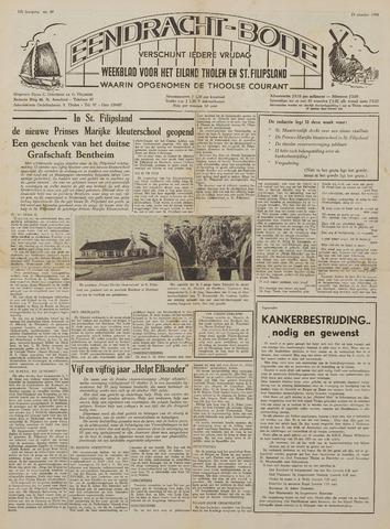 Watersnood documentatie 1953 - kranten 1956-10-19