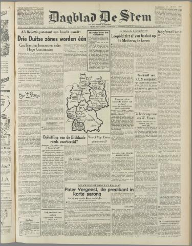 de Stem 1949-04-27