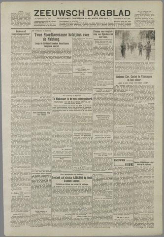 Zeeuwsch Dagblad 1950-08-09