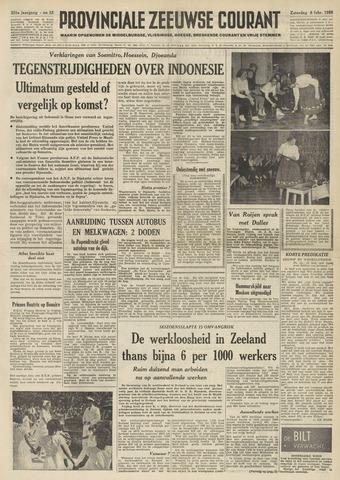 Provinciale Zeeuwse Courant 1958-02-08