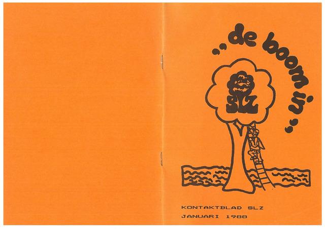 Landschapsbeheer Zeeland - de Boom in 1988-01-01