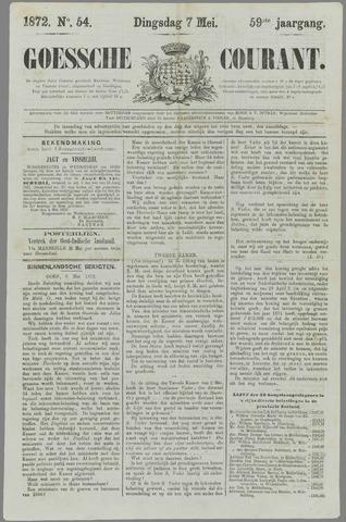 Goessche Courant 1872-05-07