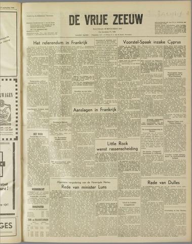 de Vrije Zeeuw 1958-09-29