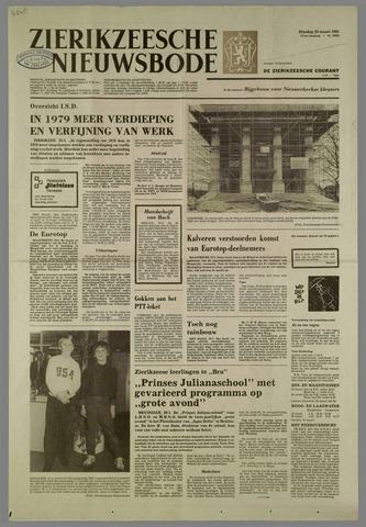 Zierikzeesche Nieuwsbode 1981-03-24