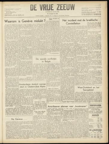 de Vrije Zeeuw 1955-07-30