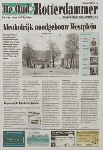 Watersnood documentatie 1953 - kranten 2009-02-03