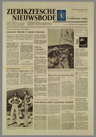 Zierikzeesche Nieuwsbode 1972-09-18