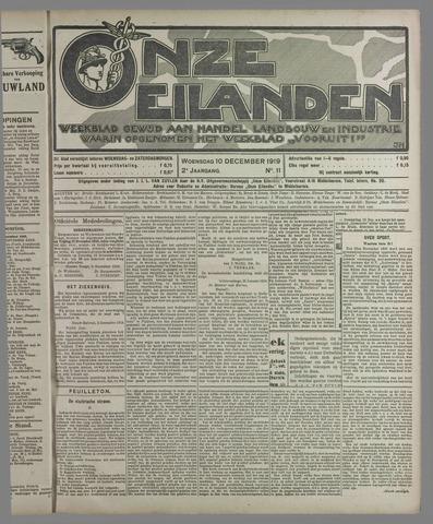 Onze Eilanden 1919-12-10