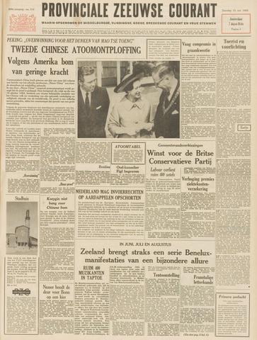 Provinciale Zeeuwse Courant 1965-05-15