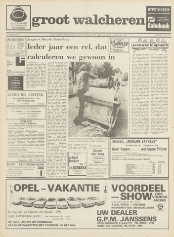Groot Walcheren 1973-07-11
