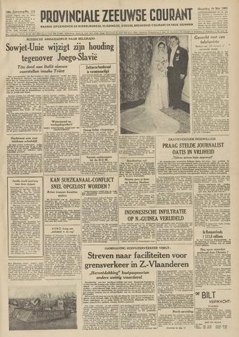 Provinciale Zeeuwse Courant 1953-05-18