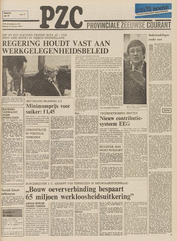 Provinciale Zeeuwse Courant 1975-01-31