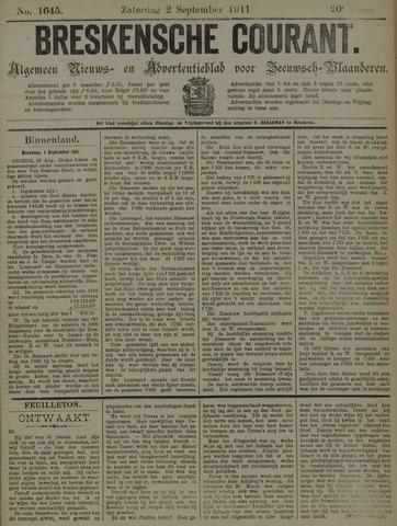 Breskensche Courant 1911-09-02