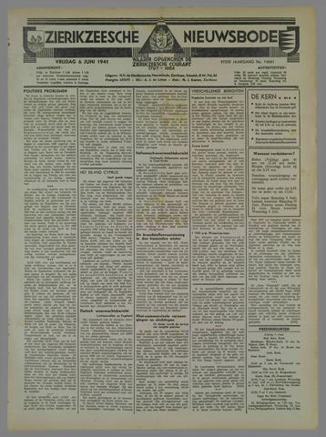 Zierikzeesche Nieuwsbode 1941-06-14