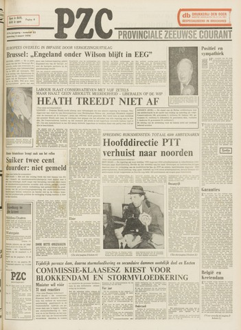 Provinciale Zeeuwse Courant 1974-03-02