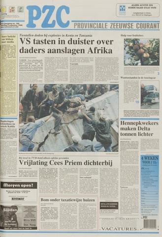 Provinciale Zeeuwse Courant 1998-08-08