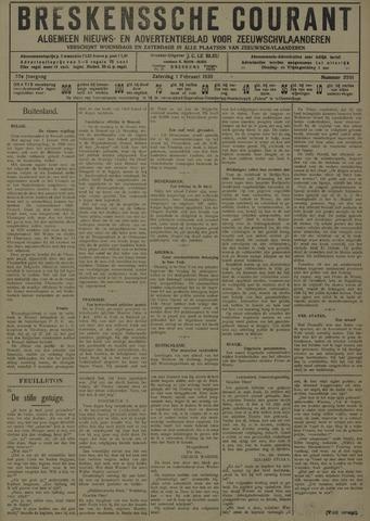 Breskensche Courant 1930-02-01