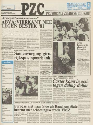Provinciale Zeeuwse Courant 1978-08-17