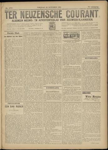 Ter Neuzensche Courant. Algemeen Nieuws- en Advertentieblad voor Zeeuwsch-Vlaanderen / Neuzensche Courant ... (idem) / (Algemeen) nieuws en advertentieblad voor Zeeuwsch-Vlaanderen 1931-10-30