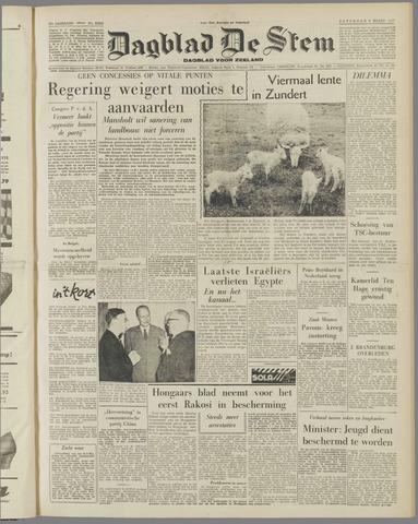 de Stem 1957-03-09
