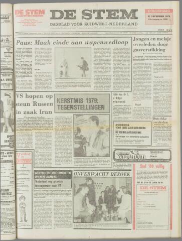de Stem 1979-12-27