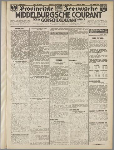 Middelburgsche Courant 1933-03-07