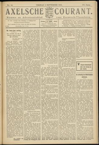 Axelsche Courant 1941-09-05