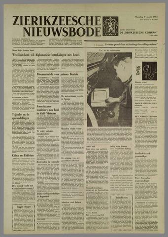 Zierikzeesche Nieuwsbode 1965-03-08