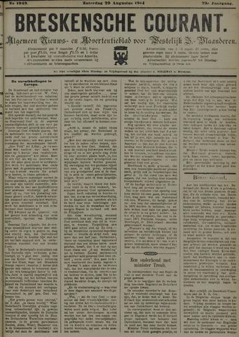Breskensche Courant 1914-08-29