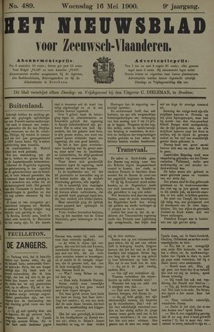 Nieuwsblad voor Zeeuwsch-Vlaanderen 1900-05-16