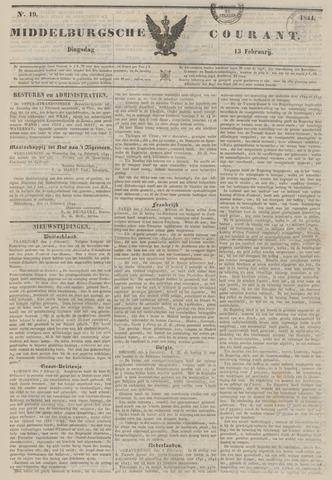 Middelburgsche Courant 1844-02-13