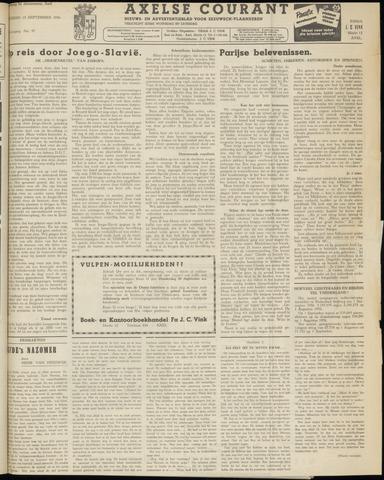 Axelsche Courant 1956-09-15
