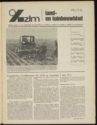Zeeuwsch landbouwblad ... ZLM land- en tuinbouwblad 1971-05-07