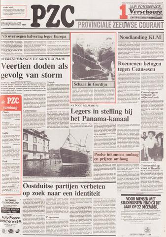 Provinciale Zeeuwse Courant 1989-12-18