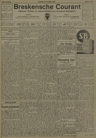 Breskensche Courant 1930-11-15